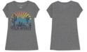 Love Tribe Wild Spirit Graphic T-Shirt