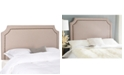 Safavieh Bedell Upholstered Queen Headboard