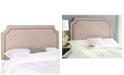 Safavieh Bedell Upholstered Full Headboard