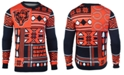 Forever Collectibles Men's Chicago Bears Patches Christmas Sweater