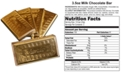 Betsy Ann Chocolates Betsy Ann Set of 4 Gold Chocolate Bar Gift Box