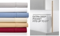AQ Textiles  Highland Extra Deep Pocket King 4-Pc Sheet Set, 600 Thread Count, Created for Macy's