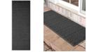 """Bungalow Flooring Water Guard Chevron 22""""x60"""" Doormat"""