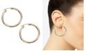 Macy's 14k Gold Hoop Earrings