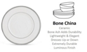 Lenox Pearl Platinum Dinner Plate