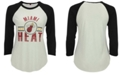 Mitchell & Ness Women's Miami Heat Victory Raglan T-Shirt