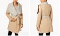 Michael Kors Belted Wrap Coat