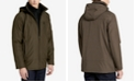 Calvin Klein Men's Fleece-Lined Hooded Jacket