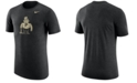Nike Men's Purdue Boilermakers Vault Logo Tri-Blend T-Shirt