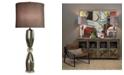 Harp & Finial Genoa Table Lamp