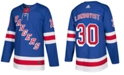 adidas Men's Henrik Lundqvist New York Rangers Authentic Player Jersey