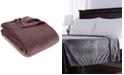 """Berkshire Brighten VelvetLoft Basketweave 108"""" x 90"""" King Blanket"""