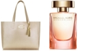 Michael Kors Receive A Complimentary Tote + Deluxe Mini With Any $100 Purchase From The Michael Kors Fragrance Collection
