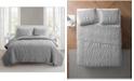 VCNY Home Shore 3-Piece Embossed Queen Quilt Set