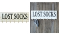 3R Studio ''Lost Socks'' Wall Décor with Clothespins