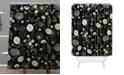 Deny Designs Iveta Abolina Fleur I Shower Curtain