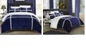 Chic Home Chloe 3-Pc King Comforter Set
