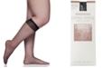 Berkshire Women's  Plus Size Ultra Sheer Knee Highs Hosiery 6460