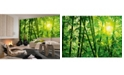 Brewster Home Fashions Bamboo Forest Wall Mural