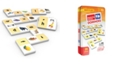 Junior Learning Beginning Sounds Dominoes Match and Learn Educational Learning Game