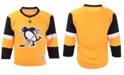 Authentic NHL Apparel Pittsburgh Penguins Alternate Blank Replica Jersey, Big Boys (8-20)