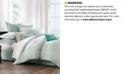 Echo CLOSEOUT! Mykonos Full Comforter Set