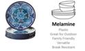 Certified International Talavera 6-Pc. Melamine Salad Plate