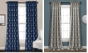 Lush Decor Anchor Print Curtain Sets
