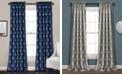 Lush Decor Anchor Print Curtain Sets