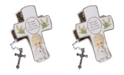 Precious Moments Blessings On Your First Holy Communion Box With Rosary, Girl
