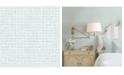 "Brewster Home Fashions Palmweave Wallpaper - 396"" x 20.5"" x 0.025"""