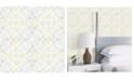 "Brewster Home Fashions Zazen Geometric Wallpaper - 396"" x 20.5"" x 0.025"""