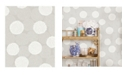 """Brewster Home Fashions Blithe Floral Wallpaper - 396"""" x 20.5"""" x 0.025"""""""