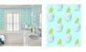 "Brewster Home Fashions Copacabana Pineapple Wallpaper - 396"" x 20.5"" x 0.025"""