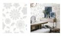 "Brewster Home Fashions Panache Floral Wallpaper - 396"" x 20.5"" x 0.025"""