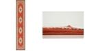 """Bridgeport Home Birsu Bir1 Terracotta 3' x 16' 5"""" Runner Area Rug"""
