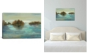 """iCanvas Serenity on The River by Silvia Vassileva Gallery-Wrapped Canvas Print - 18"""" x 26"""" x 0.75"""""""