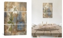 """iCanvas Lily and Tile by Silvia Vassileva Gallery-Wrapped Canvas Print - 60"""" x 40"""" x 1.5"""""""