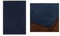 "Kaleen Renaissance 4500-22 Navy 9'6"" x 13' Area Rug"