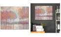 """Courtside Market Blushing Trees 16"""" x 20"""" Gallery-Wrapped Canvas Wall Art"""