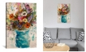 """iCanvas Vase Study by Julian Spencer Wrapped Canvas Print - 60"""" x 40"""""""