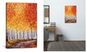 """iCanvas First Light by Kimberly Adams Wrapped Canvas Print - 40"""" x 26"""""""