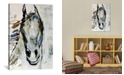 """iCanvas Picasso`S Horse I by Julian Spencer Wrapped Canvas Print - 26"""" x 18"""""""