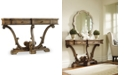 Hooker Furniture Sanctuary Thin Amber Sands Console