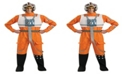 BuySeasons Buy Seasons Men's Star Wars Clone Wars X-Wing Fighter Pilot Costume