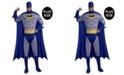 BuySeasons Buy Seasons Men's Batman Brave and Bold Deluxe Muscle Chest Plus Costume
