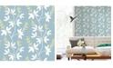 "A-Street Prints 20.5"" x 396"" Linnea Elsa Light Botanical Trail Wallpaper"