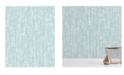 "A-Street Prints A-Street 20.5"" x 396"" Prints Hanko Light Abstract Texture Wallpaper"