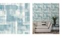 """A-Street Prints A-Street 20.5"""" x 396"""" Prints Trosa Brushstroke Wallpaper"""