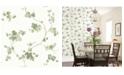 """Advantage 20.5"""" x 369"""" Symon Leaf Trail Wallpaper"""